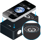 Caixa de Som Magic Booster Box - Para Smartphones